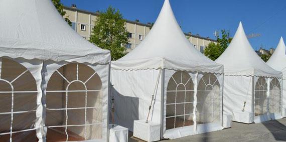 Lakatech - Tentes